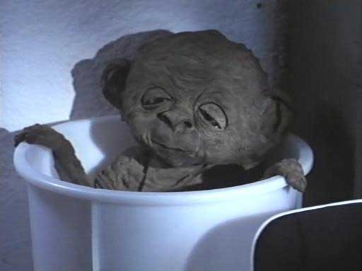 We now return to Jim Henson's Dumpster Babies.